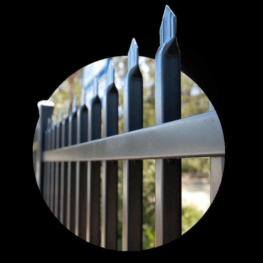 Bluedog Fences Feature