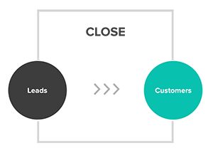 Inbound Marketing Close Stage Icon